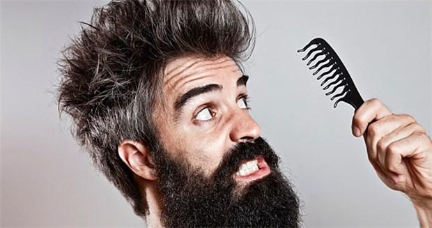 Viele graue haare mit 23