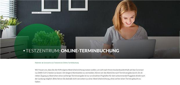 Reiseruckkehrer Konnen Coronatest Termine In Niedersachsen Online Buchen