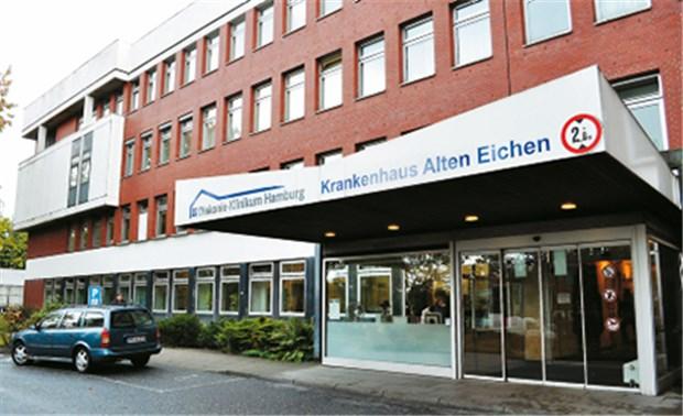 Krankenhaus Alten Eichen