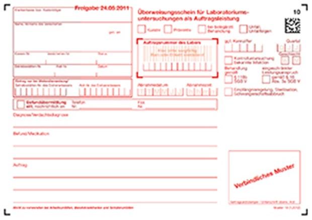 Wahlarzt Formulare Rezepte Uberweisungen