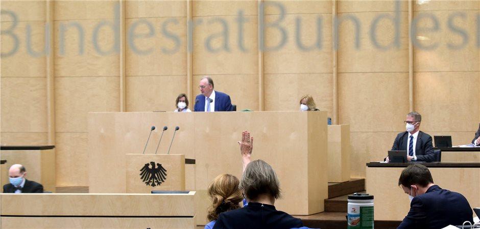 Германия вводит сегрегацию в отношении не вакцинированных людей