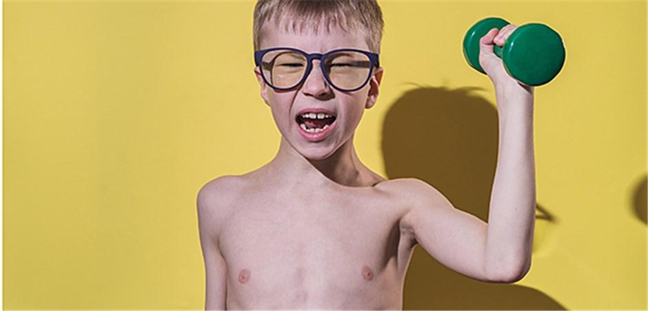 Jungs haben vor der Pubertät so oft Essstörungen wie Mädchen