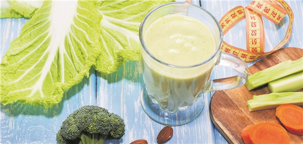 Diät nur Protein-Shakes