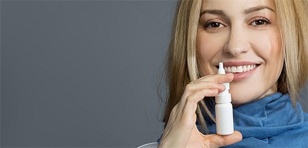 Nasenspray oxytocin