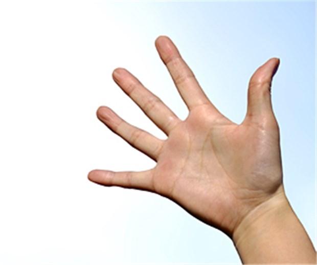 Lange Finger, kurze Finger