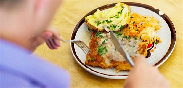 Vegetarische Diäten zur Gewichtsreduktion