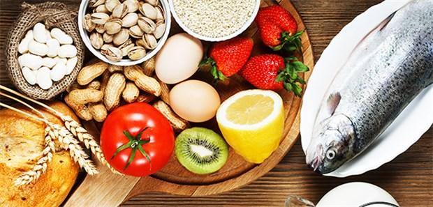 Lebensmittelallergie kommt oft mit den Jahren