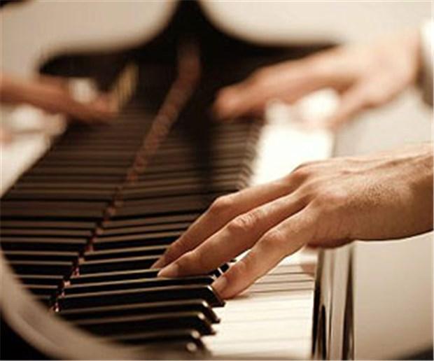 Klavier Spielen Mit Tastatur